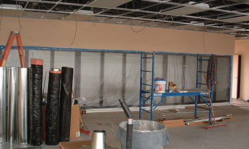 Commercial Interior Painting Service
