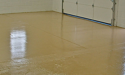 Lake Orion Epoxy Floors